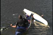 suggested eskimo bow recovery boat angle