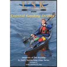 Essential Kayaking Strokes