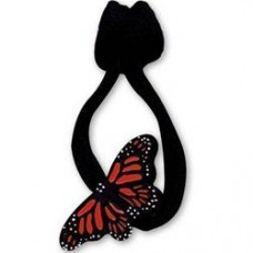 Zip Pull Butterfly