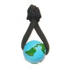 Zip Pull Globe