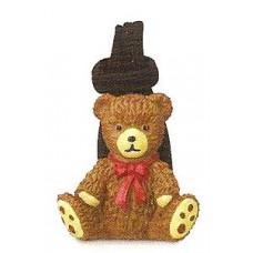 Zip Pull Teddy Bear