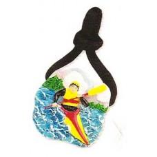 Zip Pull Whitewater Kayak
